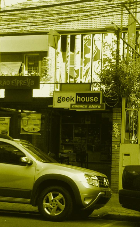 Loja Geek House Alameda Franca