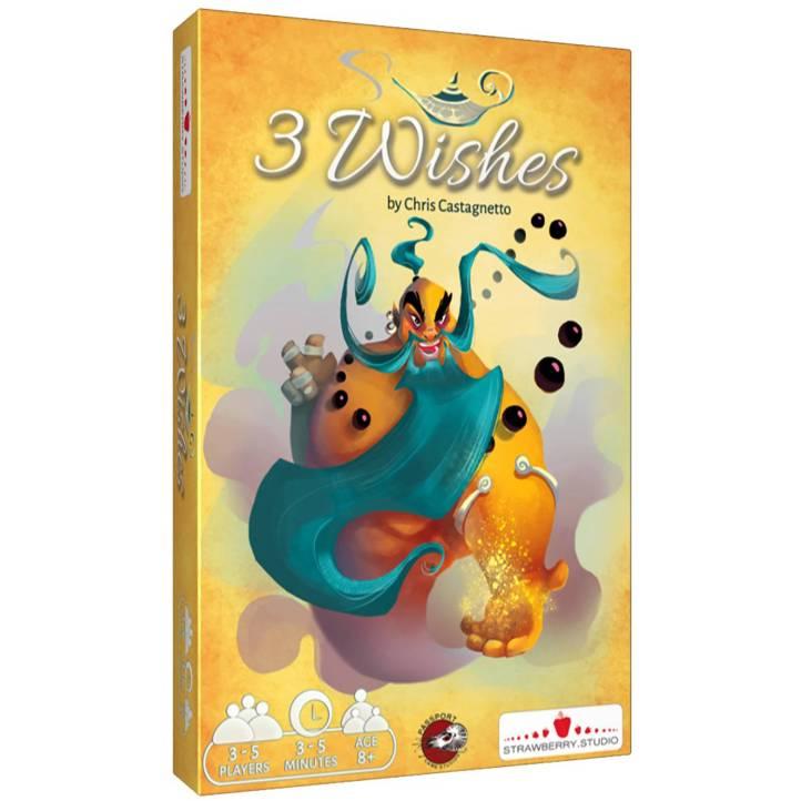3 Wishes O que você faria com três desejos