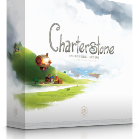 Jogo de tabuleiro Charterstone