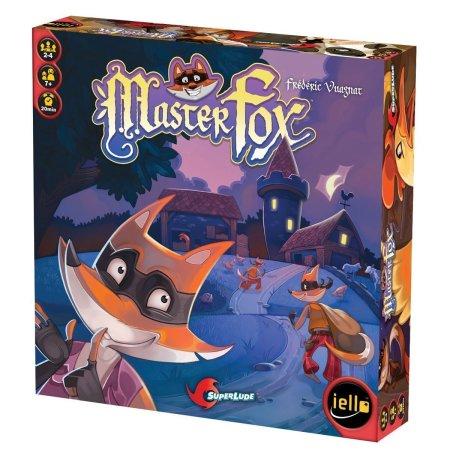 Jogo de tabuleiro Master Fox
