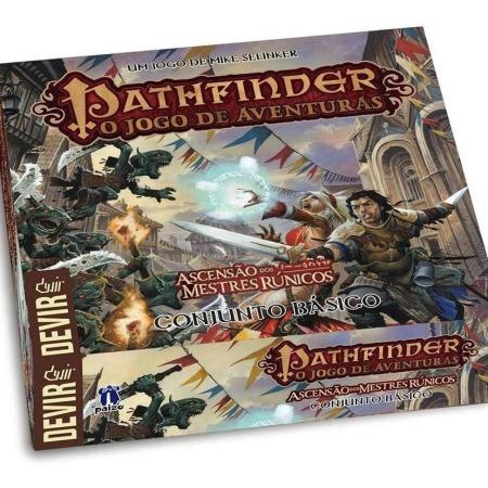 Jogo de tabuleiro PathFinder
