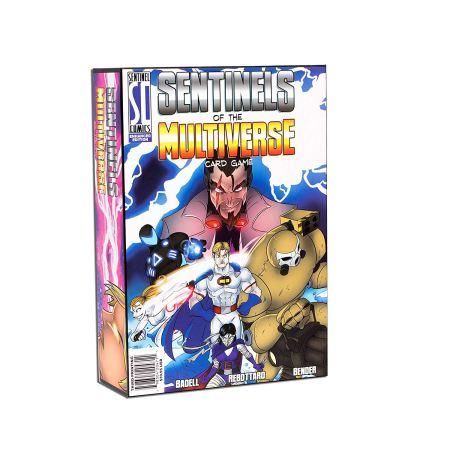 Jogo de tabuleiro Sentinelas do Multiverso