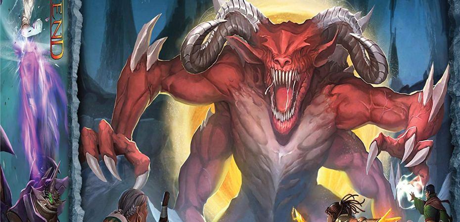 Kickstarter do jogo Aeons End