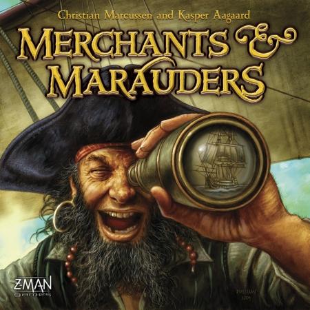 Nova versão Merchants Marauders a caminho
