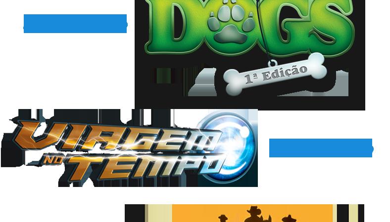 Dogs e Viagem no Tempo chegando em Maio