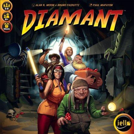 Nova edição de Diamant a caminho