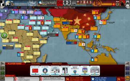Twilight Struggle para PC e MAC