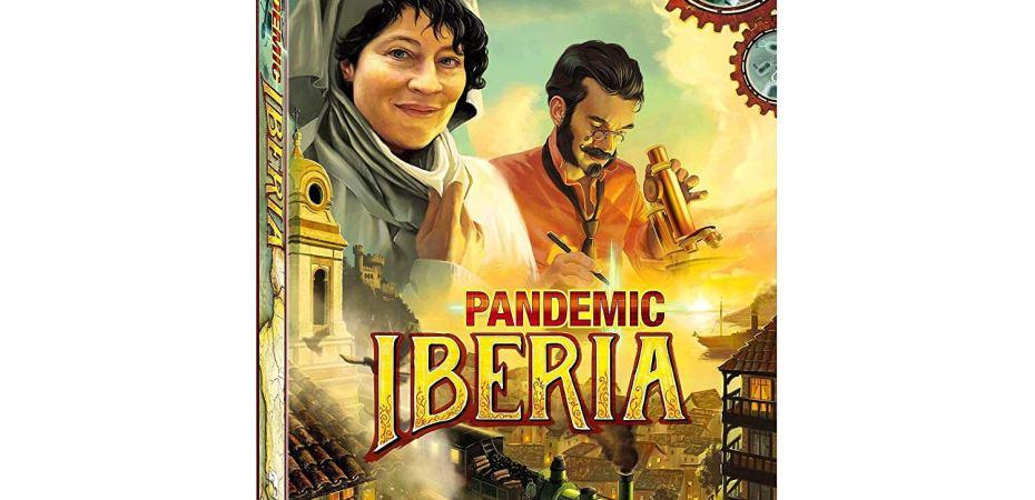 Edição Limitada Pandemia Iberia chegando