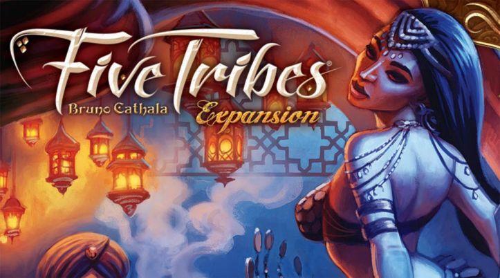 Mais uma expansão do Five Tribes a caminho
