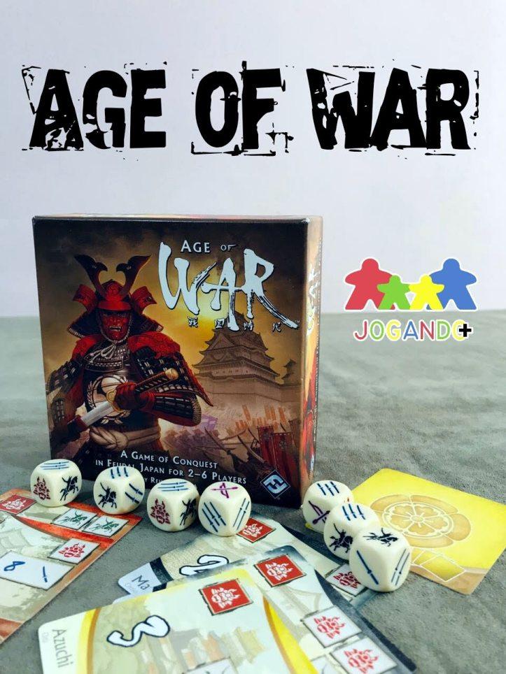 Jogo de tabuleiro Age of War