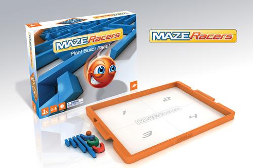 Maze Racers, construa seu labirinto