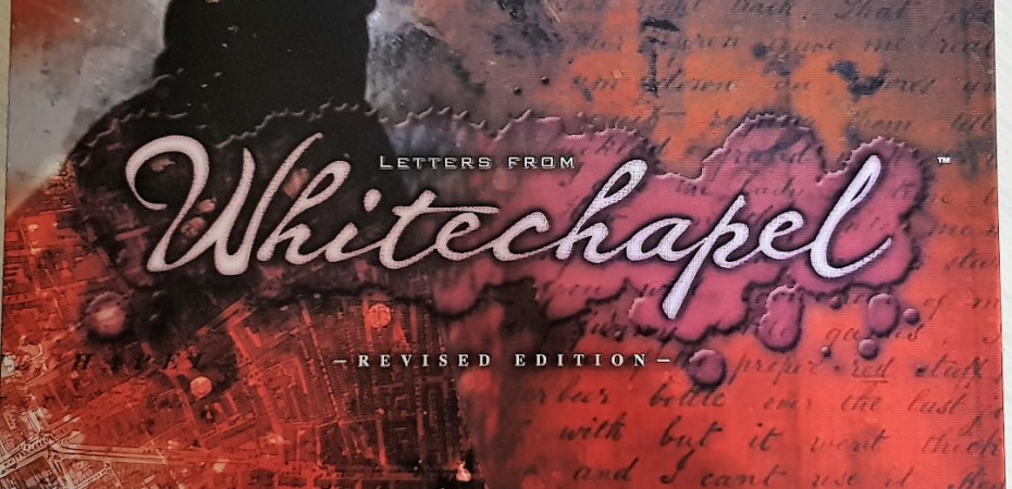 Whitehall a sequência do Letters from Whitechapel