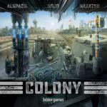 Confira os lançamentos da Gen Con 2016 - Colony