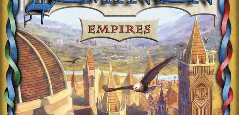 Décima expansão do Dominion - Empires