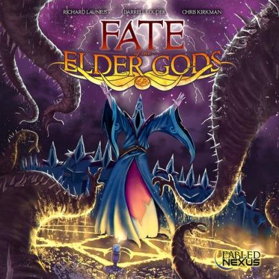 Jogo de tabuleiro Fate Elder Gods