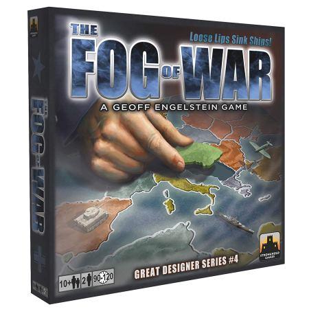 Fog of War - Estratégia e combate para dois jogadores