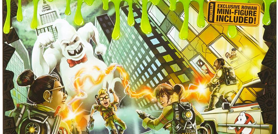 Ghostbusters Protect the Barrier - O jogo