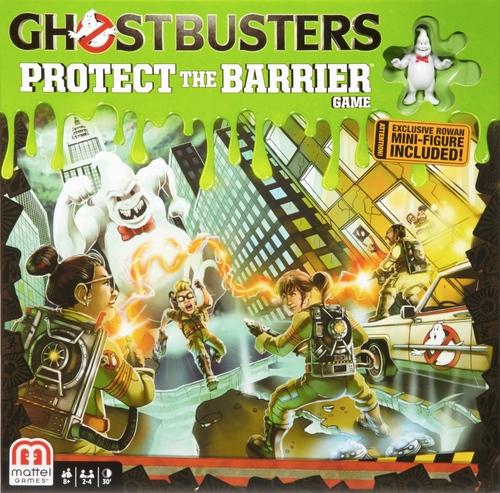 Ghostbusters Protect the Barrier - O jogo!
