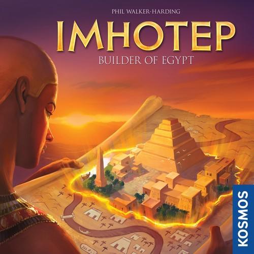 Movendo blocos no Egito em Imhotep