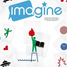Jogo de tabuleiro Imagine