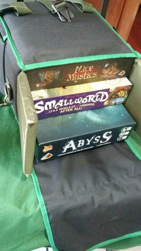 Bags para transportar seus jogos