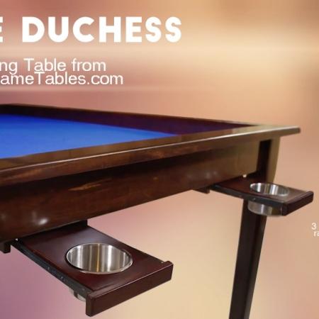 A mesa dos seus sonhos!