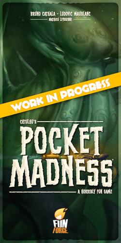 Jogo de cartas Pocket Madness