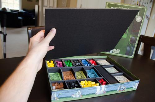 Idéias para seu jogo de tabuleiro Power Grid