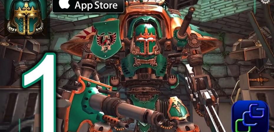 Warhammer 40k Regicide para iOS