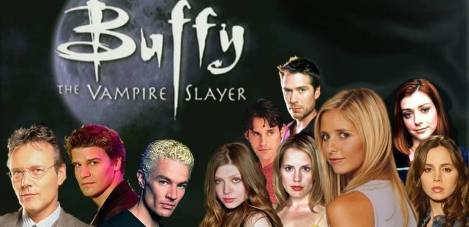 Buffy a caçadora de vampiros de volta