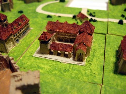 Carcassonne 3d 4