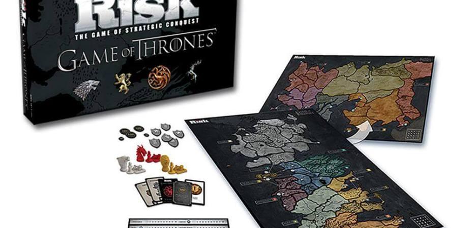 Idéias e acessórios - RISK Game of Thrones