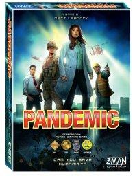 Jogo de tabuleiro Pandemic