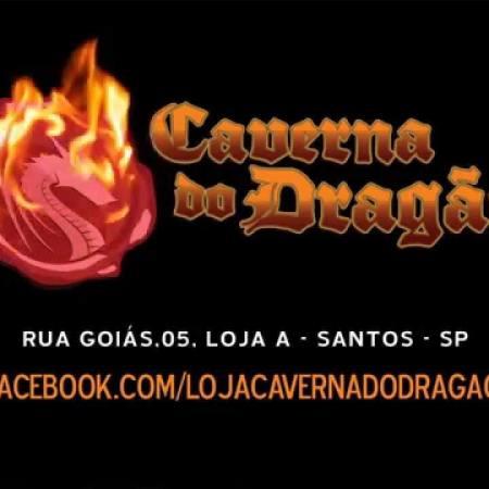 Lugares para comprar jogos - Caverna do Dragão