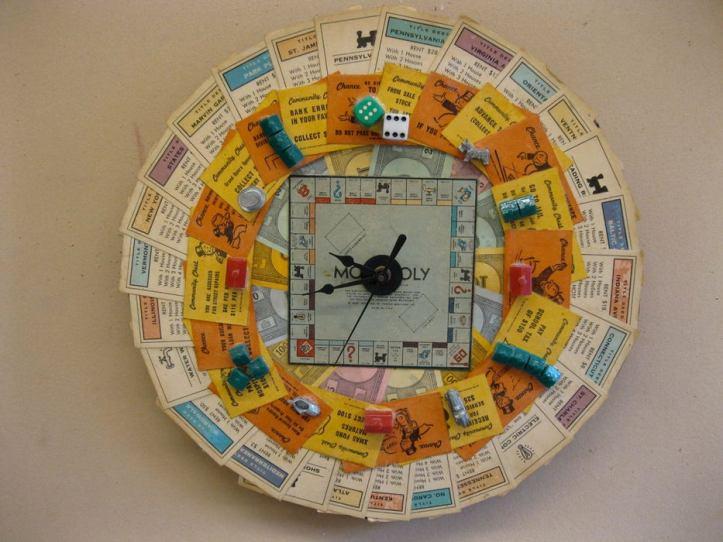 Relógio Monoply