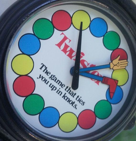 Relógio Twister