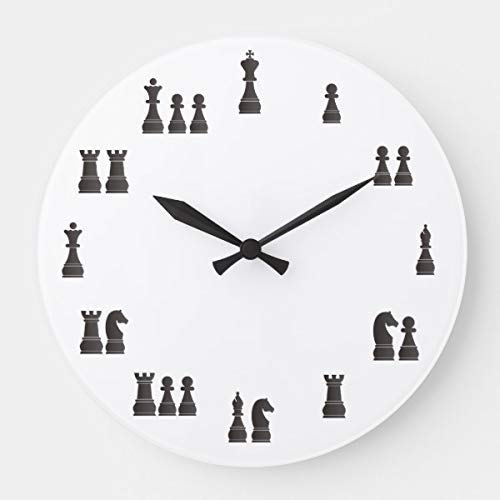 Relógio Xadrez