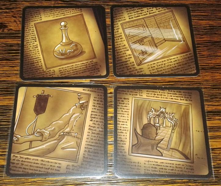 Rituais do jogo de tabuleiro Nosferatu