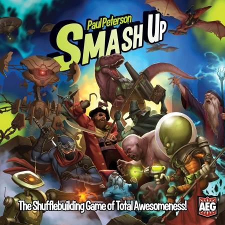 Smash up chegando para Android e iOS