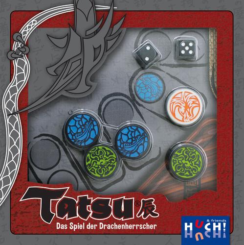 Controle seus dragões em Tatsu