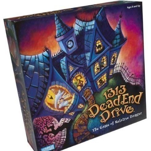 Jogo de tabuleiro 1313 Dead End Drive