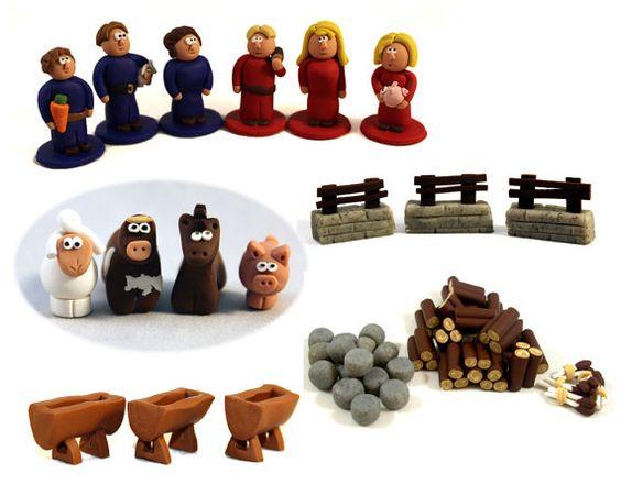 Componentes customizados para o jogo Agricola