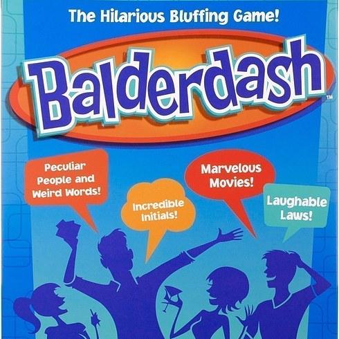 Jogo de tabuleiro Balderdash