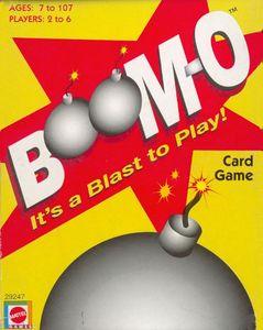 Jogo de cartas Boom-O