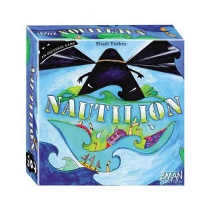 Comande seu submarino em Nautilion