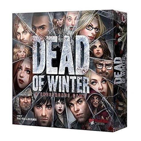 Jogo de tabuleiro Dead of Winter