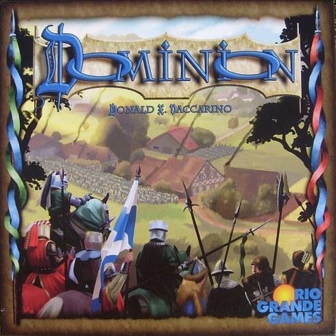 Jogo de tabuleiro Dominion