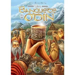 Jogo de tabuleiro Um banquete a Odin