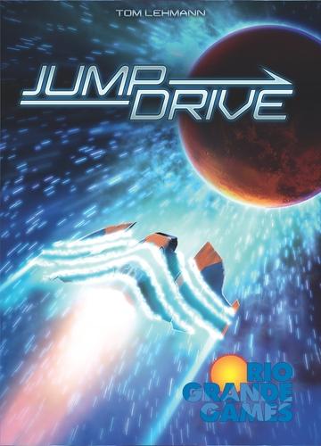 Jogo de tabuleiro Jump Drive