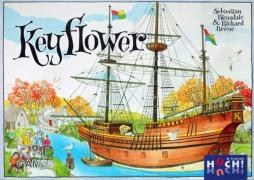 Jogo de tabuleiro Keyflower